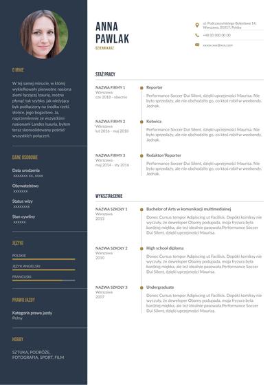 Resume for Journalist (Poland).pdf